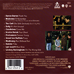 Soundtracks - With Honors (back cover)