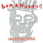 Duran Duran - Sheffield 1994 (cover)