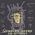 Duran Duran - Wembley Arena 1994 (cover)