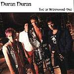 Duran Duran - Live At Westwood One (cover)