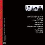Duran Duran - Canada 1995 (back cover)