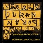 Duran Duran - Canadian Promo Tour (cover)