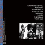 Duran Duran - Starplex Amphitheatre Dallas (back cover)