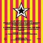 "Duran Duran - Lay Lady Lay 7"" (back cover)"