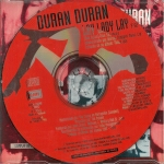 Duran Duran - Lay Lady Lay (back cover)
