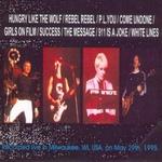 Duran Duran - Milwaukee 1995 (back cover)