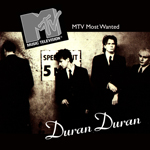 Duran Duran - MTV Most Wanted (cover)