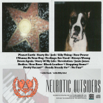 Neurotic Outsiders - Irving Plaza NY (back cover)