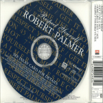 Robert Palmer - Respect Yourself (back cover)