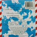 Duran Duran - Perfect Day (back cover)