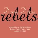 Duran Duran - Rebels (back cover)