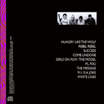 Duran Duran - Sundance Square (back cover)