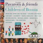Various - Together For The Children Of Bosnia (cover)