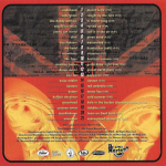 Various - The Dr. Martens - Capitol Records Music Sampler  (back cover)