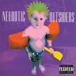 Neurotic Outsiders - Neurotic Outsiders 2LP (cover)