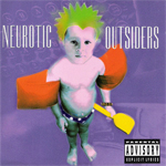 Neurotic Outsiders - Neurotic Outsiders (cover)