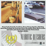 Neurotic Outsiders - LA2 London (back cover)