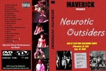 Neurotic Outsiders - Live At Electric Ballroom In Tempe (cover)