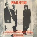 "Power Station - She Can Rock It 12"" (back cover)"