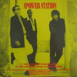 "Power Station - She Can Rock It 7"" (back cover)"