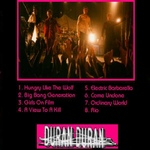 Duran Duran - Chicago 97 (VH1) (back cover)