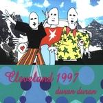 Duran Duran - Cleveland 1997 (back cover)