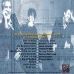 Duran Duran - Mohegan Sun Casino 97 (back cover)