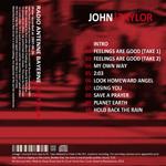 John Taylor - Radio Antenne Bayerne (back cover)