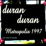 Duran Duran - Metropolis 1997 (back cover)