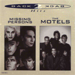 Missing Persons - Back 2 Back Hits (cover)
