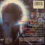 Soundtracks - The Saint (back cover)