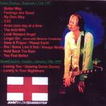 John Taylor - Live 1997 (back cover)