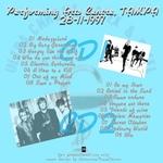 Duran Duran - Tampa 1997 (back cover)