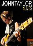 John Taylor - 4 Lives (cover)