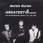 Duran Duran - Manchester Apollo (2nd Night) (cover)