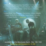 Duran Duran - Manchester Apollo (2nd Night) (back cover)