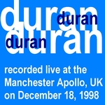 Duran Duran - Manchester Apollo (back cover)