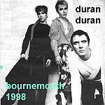 Duran Duran - Bournemouth 1998 (cover)