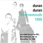 Duran Duran - Bournemouth 1998 (back cover)