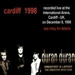 Duran Duran - Cardiff 1998 (back cover)