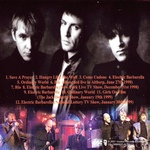 Duran Duran - Diana Tribute Concert And TV Shows (back cover)