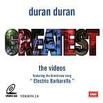 Duran Duran - Greatest - The Videos (cover)
