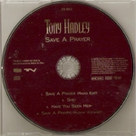 Tony Hadley - Save A Prayer (back cover)