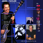 John Taylor - San Diego 1998 (back cover)