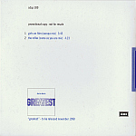 Duran Duran - Remixes Part One (back cover)