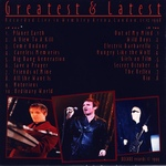 Duran Duran - Greatest And Latest (back cover)