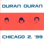Duran Duran - Chicago 2 (cover)