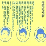 Duran Duran - Chicago 2 (back cover)