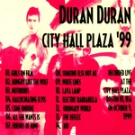 Duran Duran - City Hall Plaza 1999 (back cover)