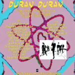 Duran Duran - Let It Flow Clarkston (back cover)